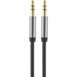 Câble audio Jack 3-5 / Jack 3-5 noir de Bigben