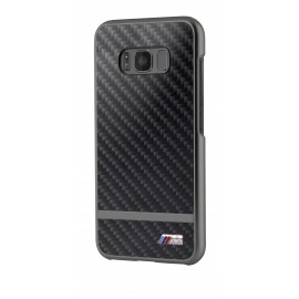 Coque Samsung Galaxy s8 g950 Bmw carbone