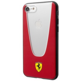 Coque iphone 7 plus Ferrari Aperta rouge