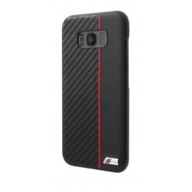 Coque Samsung Galaxy s8 g950 Bmw carbone bi-matière