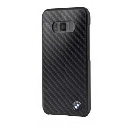 Coque Samsung Galaxy s8 g950 Bmw carbone noire