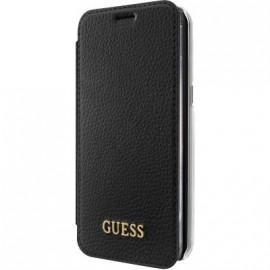 Etui Samsung Galaxy S8 plus G955 Guess folio noir