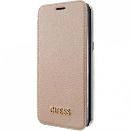 Etui Samsung Galaxy S8 plus G955 Guess folio rose