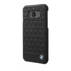 Coque Samsung Galaxy s8 plus g955 Bmw Embossed Hexagon black