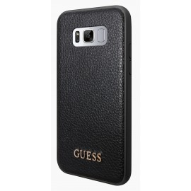 Coque Samsung Galaxy S8 Guess Iridescent Collection Black