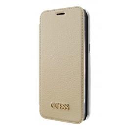 Etui Samsung Galaxy S8 G950 Guess folio Or