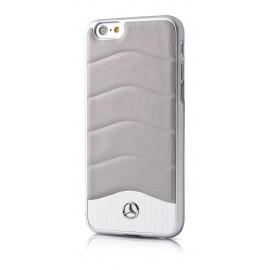 COQUE APPLE IPHONE 6 / 6s MERCEDES WAVE III GRISE