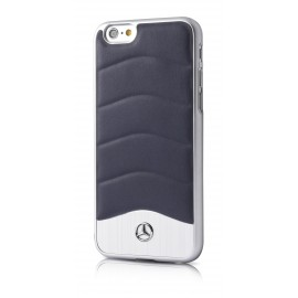 COQUE APPLE IPHONE 6 / 6s MERCEDES WAVE III BLEU