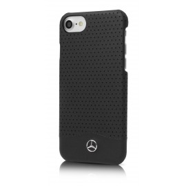 Coque Apple iPhone 7 Mercedes Wave II Perforated Black