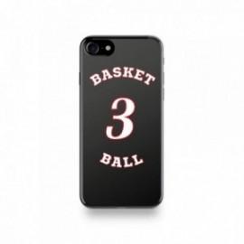 Coque Iphone X motif Joueur Basketball 3 Allen Iverson