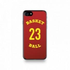 Coque Iphone X motif Joueur Basketball 23 James