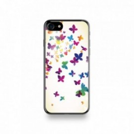 Coque Iphone X motif Envolée De Papillons