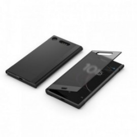 Sony Xperia Xz1 Style Cover Touch Noir
