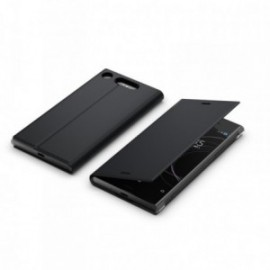 Sony Xperia Xz1 Style Cover Stand Noir