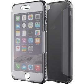 Etui iPhone 6 / 6S / 7 / 8 Itskins folio Spectra noir