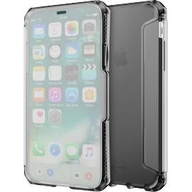 Etui iPhone X Itskins folio Spectra noir