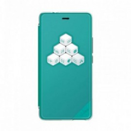 Wiko Tommy 2 Plus Smart Folio Wicube turquoise