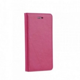 Etui Iphone X folio stand rose