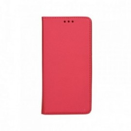 Etui Iphone X folio stand rouge