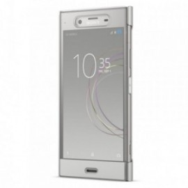 SONY Xperia XZ1 Etui de protection transparent Champagne