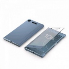 SONY Xperia XA1 Etui de protection transparent Bleu