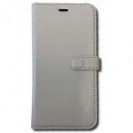 Etui folio Iphone 7 / 8 CLASS blanc NIDA