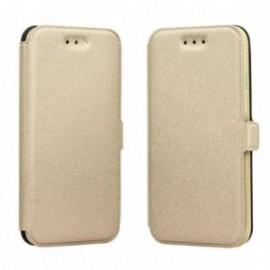 Etui Iphone 5/5s/se Folio Pocket or