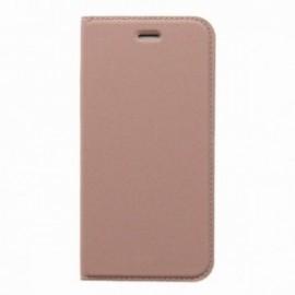 Etui Elegance rose pour Iphone 5/5S/SE