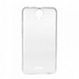 Coque Wiko Harry silicone transparente