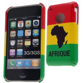 Coque Iphone 3G/3GS Afrique