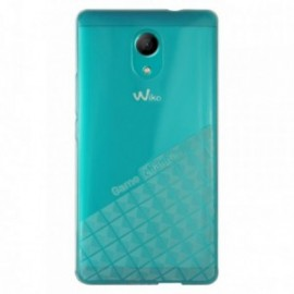 WIKO ROBBY 3G COQUE TRANSPARENTE GAME CHANGER