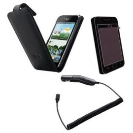 Pack  Lg optimus black P970