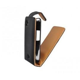 Etui Samsung Galaxy W I8150 noir