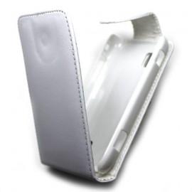 Etui Samsung Galaxy ace + s7500 blanc