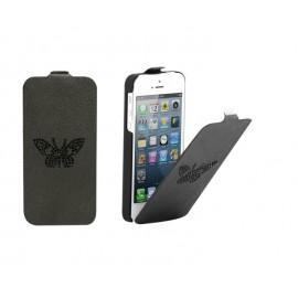 Etui iPhone 5 / 5s / SE Zadig&Voltaire strass papillon