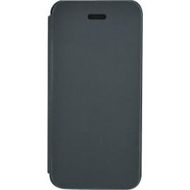 Etui iPhone 5C folio made in France noir de Bigben