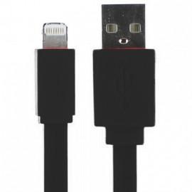 Câble Data Apple iPhone 5 noir