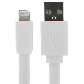 Câble Data Apple iPhone 5 blanc