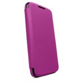 Etui Motorola G flip shell violet origine motorola