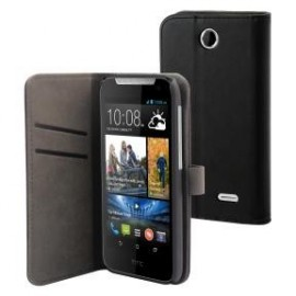 Etui HTC Desire 310 folio noir