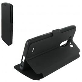 Etui LG G3 stand case noir