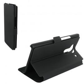 Etui Acer Liquid Z5 folio stand noir
