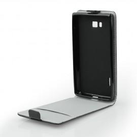 Etui HTC Desire 300 noir flexi
