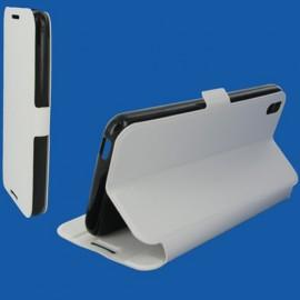 Etui HTC Desire 816 Book case stand Blanc