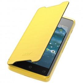 Etui Acer liquid Z200 Folio jaune origine