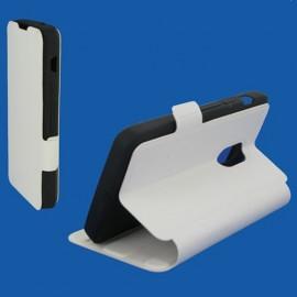 Etui Acer Liquid Z200 folio stand blanc