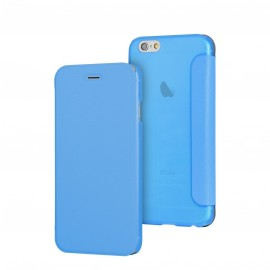 Etui iphone 6/6s folio bleu
