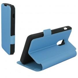 Etui Acer Liquid Z200 folio stand turquoise