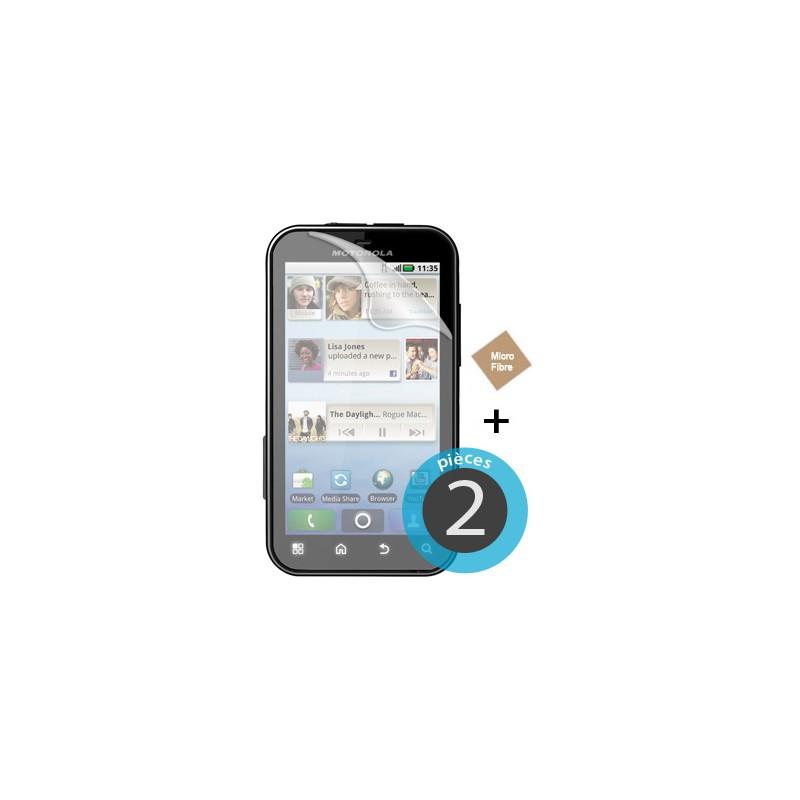 Prot ge cran motorola defy destination telecom for Photo ecran motorola