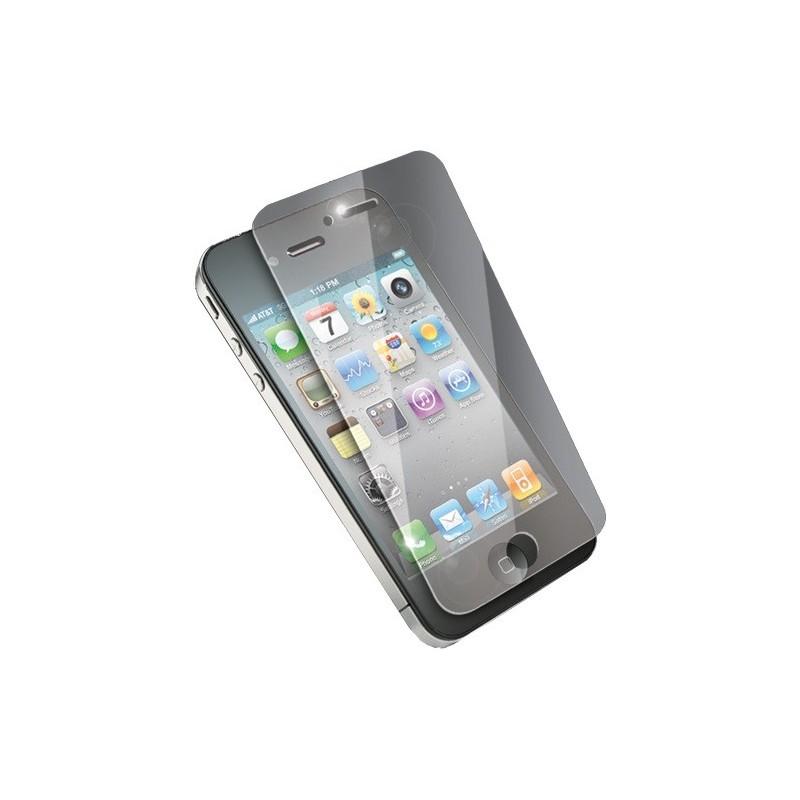 prot ge cran iphone 4 4s en verre tremp destination telecom. Black Bedroom Furniture Sets. Home Design Ideas